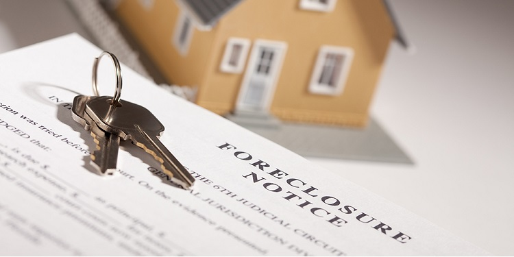 Nearly Half of Foreclosures Wrapped up in Five States